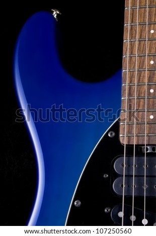 Guitar 03 - stock photo