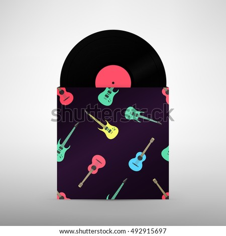 cover design for vinyl records stock images royalty free images vectors shutterstock. Black Bedroom Furniture Sets. Home Design Ideas