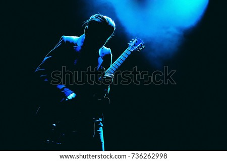 Guitar Player Stock Images, Royalty-Free Images & Vectors ...