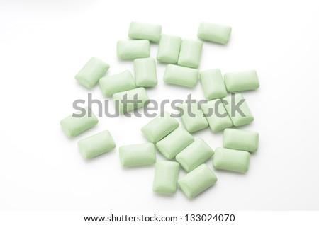 gum - stock photo