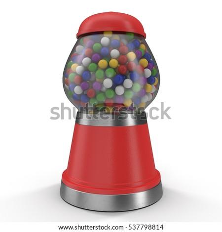 gumball machine gumballs