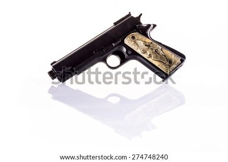 guns - stock photo