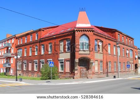 Gusev Kaliningrad Region Russia May 6 Stock Photo (Royalty ...