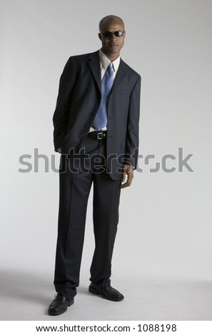 Guy in a suit