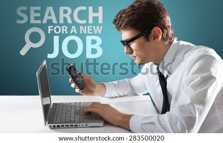 Hacker, antivirus, research. - stock photo