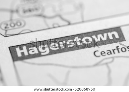 Hagerstown. Maryland. USA