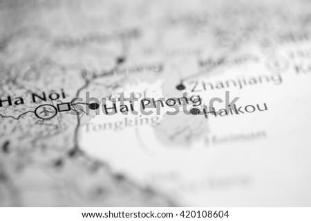 Hai Phong. Vietnam