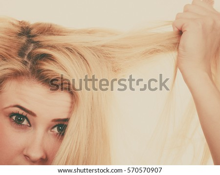 how to fix dry damaged hair from bleaching