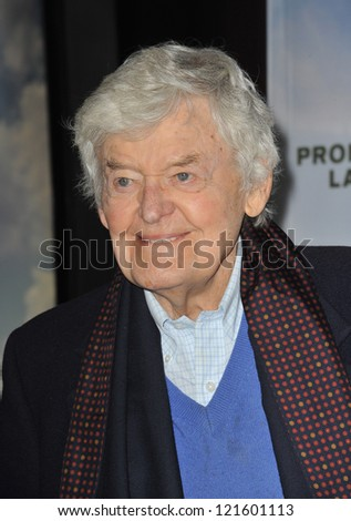 "Hal Holbrook at the Los Angeles premiere of his new movie ""Promised Land"" at the Directors Guild Theatre. December 6, 2012  Los Angeles, CA Picture: Paul Smith"
