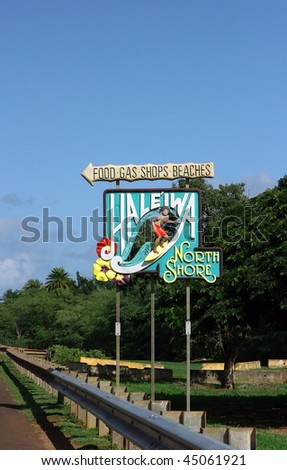 Haleiwa, North Shore, Oahu island, Hawaii, USA