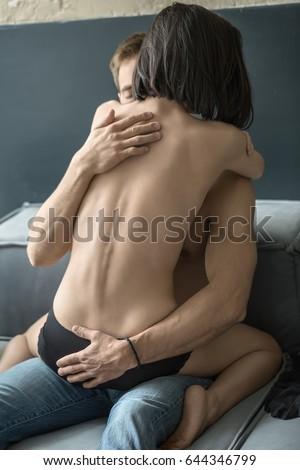 Tattooed naked women pussy
