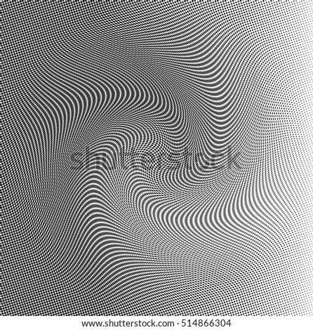 halftone abstract dotted background and texture