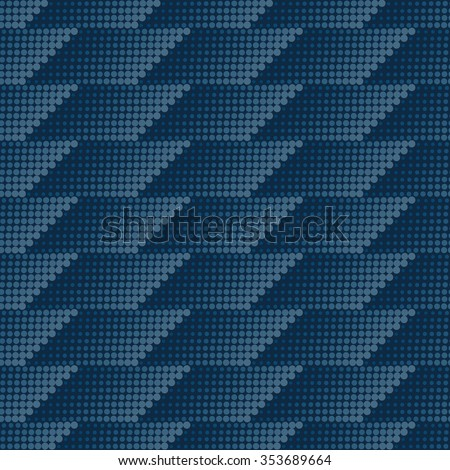 Halftone background seamless pattern -vector abstract dots seamless pattern. Background with circles. - stock photo