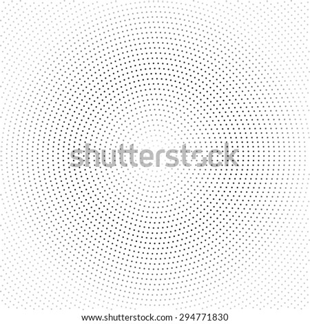 Halftone illustrator. Halftone dots. Halftone effect. Halftone pattern.  halftone dots. Dots on  background.  Halftone Texture - stock photo