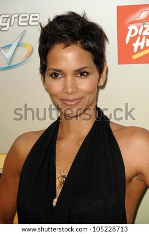 Halle Berry  at 3rd Annual Spike TV's 'Guys Choice'. Sony Studios, Culver City, CA. 05-30-09