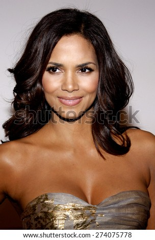 Halle Berry at the 2009 Essence Black Women in Hollywood Luncheon held at the Beverly Hills Hotel in Beverly Hills on February 19, 2009.