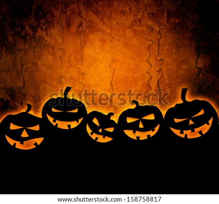 halloween background for your design - Halloween Design