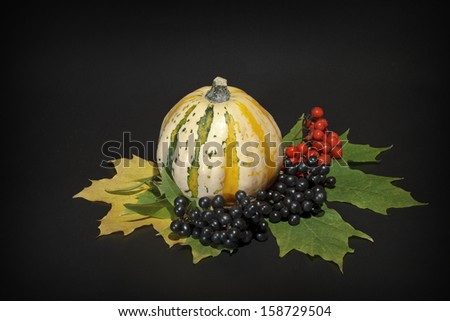 Halloween style - stock photo