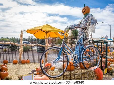 Halloween Themes - stock photo