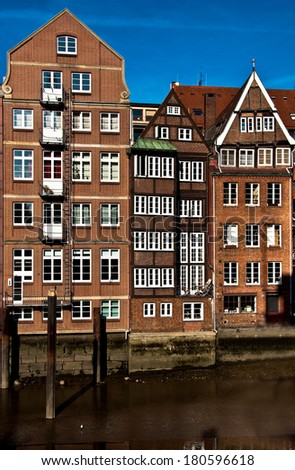Hamburg, Germany, Historical Buildings