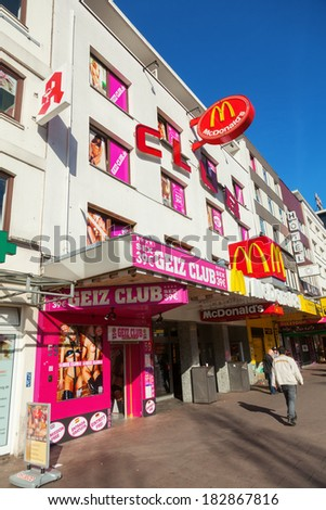 Гамбург секс