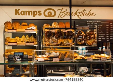 Interior Gmbh hamburg germany november 20 2017 interior stock photo 764188360