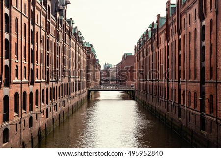 Hamburg Harbor City