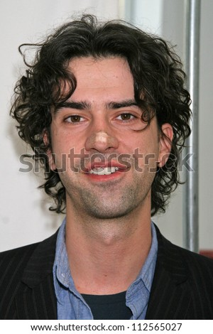 "Hamish Linklater at Museum of Television and Radio Presents ""New Adventures of Old Christine"". Museum of Television and Radio, Beverly Hills, CA. 04-16-07"