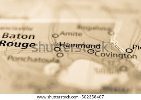 Hammond, Louisiana, USA.