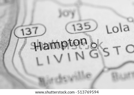 Hampton. Kentucky. USA