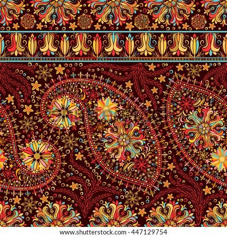 flower motif stock images royalty free images vectors shutterstock. Black Bedroom Furniture Sets. Home Design Ideas