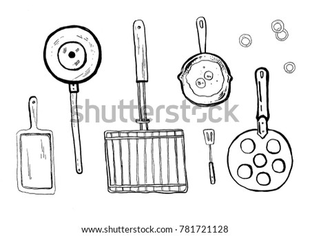 Drawing Pan Stock Images Royalty Free Images Amp Vectors