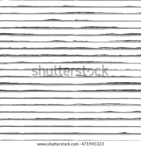 Hand drawn striped background.
