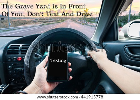 ethical fallacies of texting driving Get an answer for 'describe 'in detail' the moral and ethical issues that are associated with 'cell phones'' and find homework help for other social sciences questions at enotes.