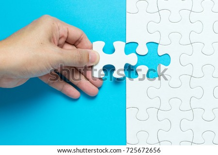 puzzle to