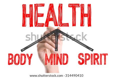 Healthy Mind Healthy Body Happy Life