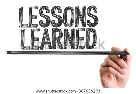 writing a lessons learned documents