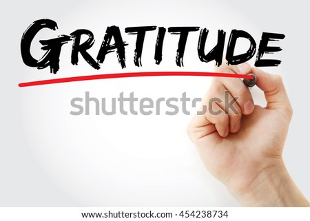 one word essay gratitude These writing prompts about gratitude help children and teens focus on contentment as they celebrate the gifts of family, friends, and creation.