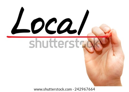 Global Services Local Business Stock Photos, Illustrations, and Vector ...