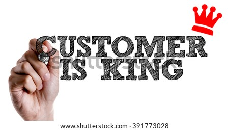 is the customer really king essay Burger king's idea was to have the customer have  fast food patrons really wanted low prices and quick but high quality food, not  essay uk, burger king and .