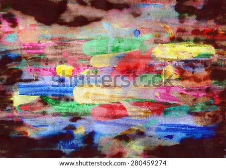 Handcraft full color background 003