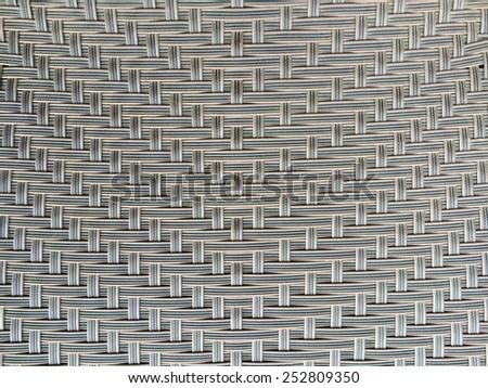 handcraft weave texture - stock photo