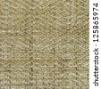 Handcraft weave texture natural wicker - stock photo