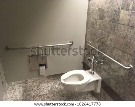 Handicap Bathroom Stock Images Royalty Free Images Vectors Shutterstock