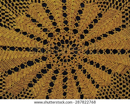 handmade background doily texture grunge