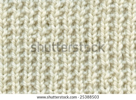 Handmade knitted texture background, backdrop, closeup.