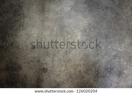 Handmade textures on watercolour paper - stock photo