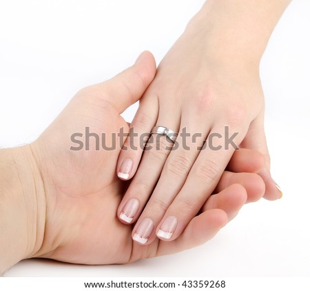 Hands in love