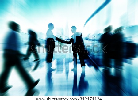 Business Agreement Stock Images RoyaltyFree Images  Vectors