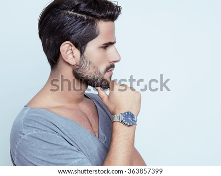 Handsome young men pictures — photo 2